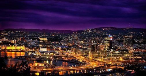 10-Oslo-cityscape-at-night