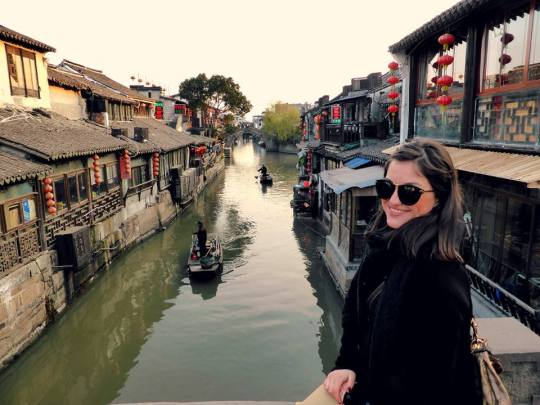Xitang, China, μία μικρή Κινέζικη πόλη