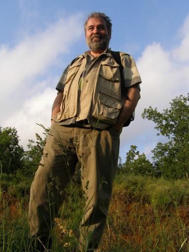 Ο κ. Οικονόμου στον Βαλκανικό Βοτανικό Κήπο Κρουσσίων